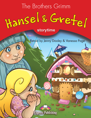 Stage 2 - Hansel & Gretel Pupil's Book