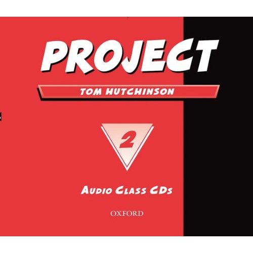 Project 2 Second Edition Class Audio CDs (3)