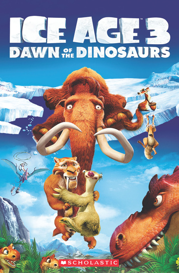 Level 3: Ice Age 3: Dawn of the Dinosaurs + Audio CD