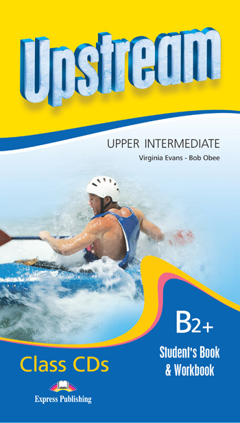 Upstream Upper Intermediate B2+ Revised Edition Class Audio CDs (Student's Book & Workbook - set of 8)