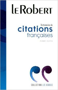 Citations Francaises: Large Flexi-Bound Edition