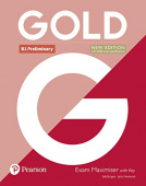 Gold New Edition B1 Preliminary Exam Maximiser with Answer Key