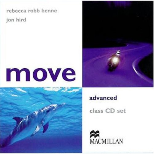 Move  Advanced: Class Audio CD