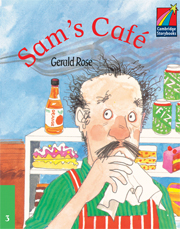 Cambridge Storybooks Level 3 Sam's Cafe