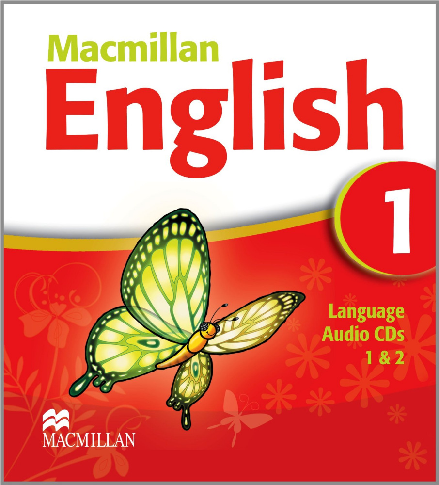 Macmillan English 1 Language CD