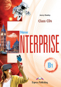 New Enterprise B1 Class Cds (Set Of 3)