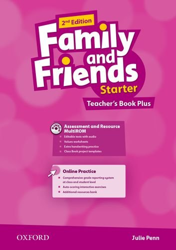 Family and Friends Second Edition Starter Teachers Book Pack
