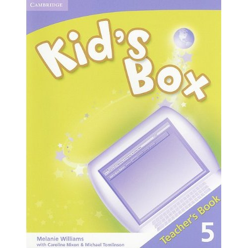 Kid's Box  Level 5 Teacher's Book
