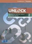 Unlock Reading and Writing Skills 2 Teacher's Book with DVD