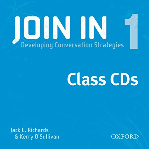 JOIN IN 1 Class CDs