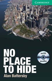 No Place to Hide (with Audio CD)