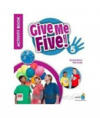 Give Me Five! 5 Activity Book