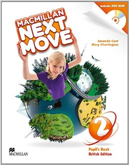 Next Move (Macmillan) Level 2 Student's Book Pack