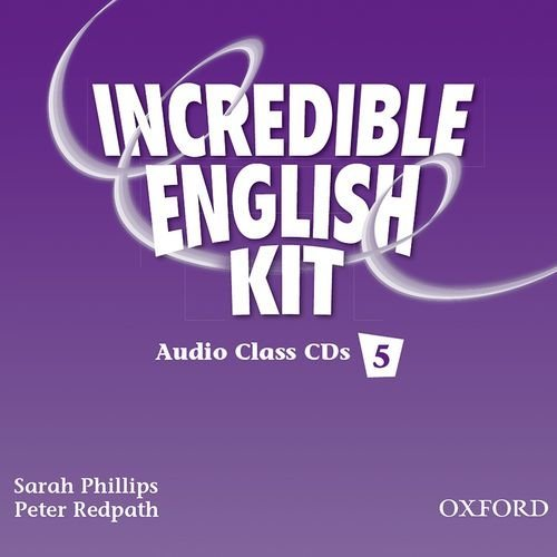 Incredible English 5 Class Audio CD