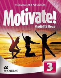 Motivate! Level 3 Student's Book Pack
