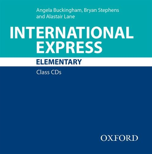 International Express Third Edition Elementary Class Audio CD
