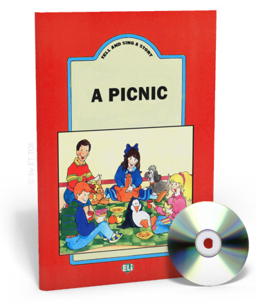 Tell And Sing A Story: A Picnic: Teacher's Book + CD