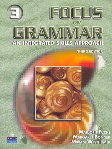 Focus on Grammar 3rd Edition Level 3 Students' Book with Audio CD Package
