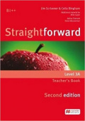 Straightforward (Second Edition) split 3 Teacher's Book Pack A