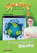 Spark 2 (Monstertrackers) Presentation Skills Teacher's Book