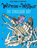 Winnie and Wilbur: The Dinosaur Day (Paperback)