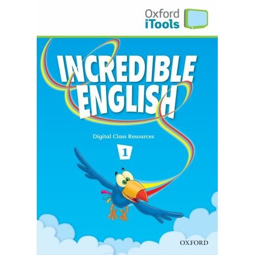 Incredible English 1 iTools CD-ROM