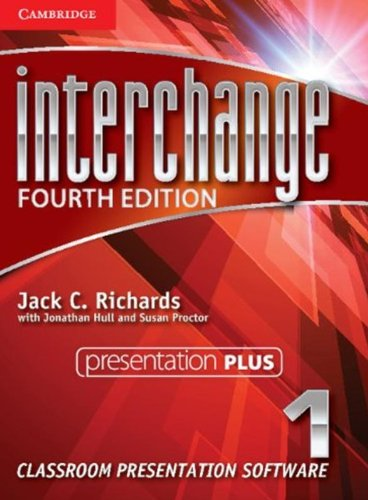 Interchange Fourth Edition 1 Presentation Plus