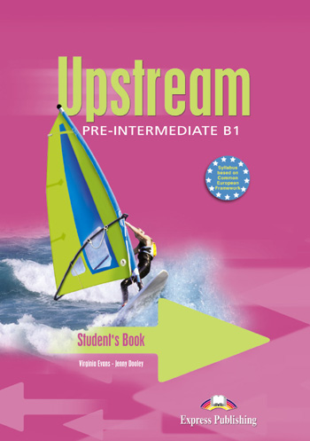 Upstream Pre-Intermediate B1 Student's Book