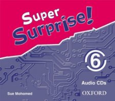 Super Surprise! 6 Class CD