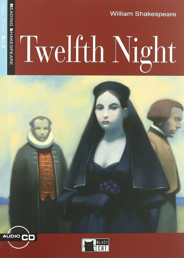 Reading & Training Step 3: Twelfth Night + CD