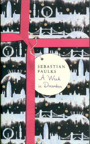 Faulks Sebastian.  A Week in December: Vintage Christmas