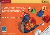 Cambridge Primary Mathematics 2 Teacher's Resource with CD-ROM