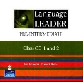 Language Leader Pre-Intermediate Class Audio CD (2) (Лицензия)