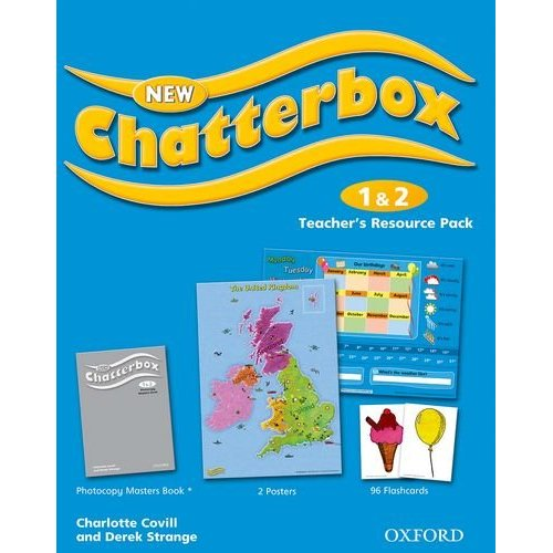 New Chatterbox Leve 1 & 2 Teacher's Resource Pack