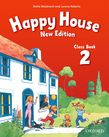 Happy House 2 New Edition Class Book