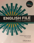 English File Third Edition Advanced Student's Book with Student's Site