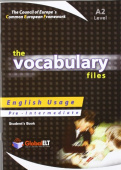 The Vocabulary Files English Usage Pre-Intermediate A2 Student's Book