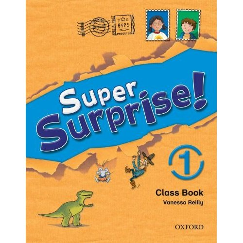 Super Surprise! 1 Class Book