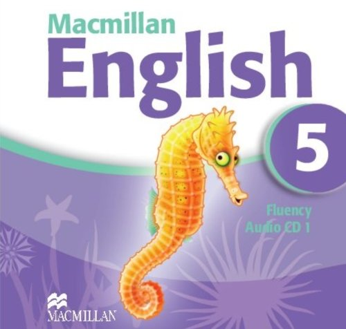 Macmillan English 5 Fluency Audio CD (3)