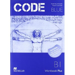 Code Blue B1 Workbook Plus Mpo CD Pack