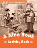 Oxford Read and Imagine Beginner A Nice Book - Activity Book