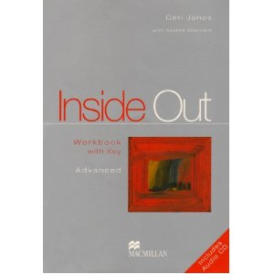 Inside Out  Advanced Workbook with Key + СD