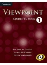 Viewpoint Level 1 Student's Book with Online Workbook