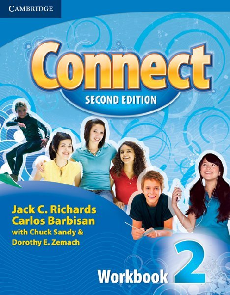 Connect Second Edition: 2 Workbook