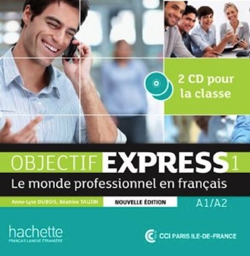 Objectif Express (Nouvelle edition) 1 CD audio classe (2)