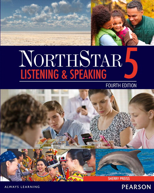 NorthStar 4Ed Listening and Speaking 5 SB with access code and MyLab