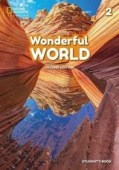 Wonderful World 2nd edition 2 Lesson Planner + Class Audio CD + DVD +TRCD