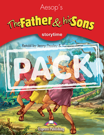Stage 2 - The Father & his Sons Pupil's Book with Audio CD