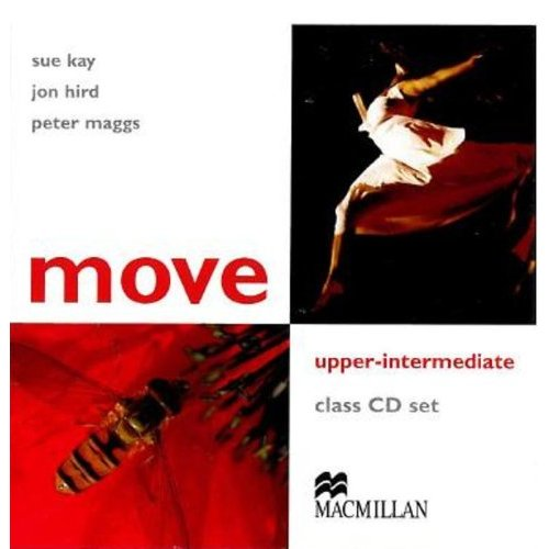 Move  Upper-Intermediate: Class Audio CDs