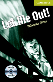 Let Me Out!  (with Audio CD)